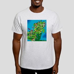Yucatan2011notitle Light T-Shirt