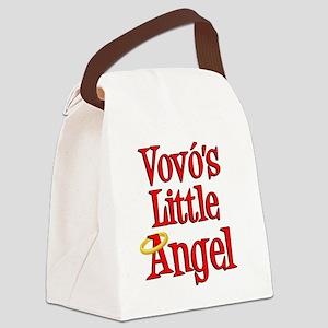 Vovos Little Angel Canvas Lunch Bag