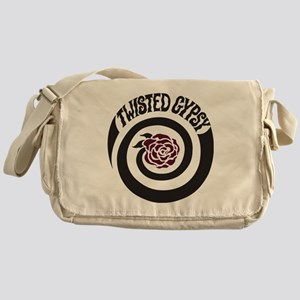 twisted gypsy Messenger Bag