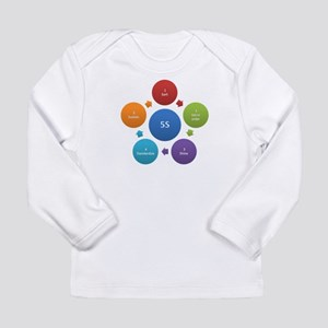 5S rules Long Sleeve T-Shirt
