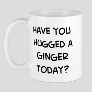Hugged a Ginger Mug