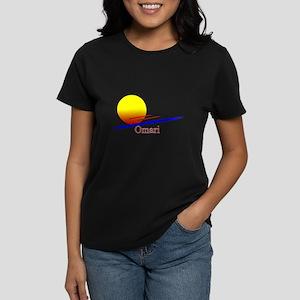 Omari Women's Dark T-Shirt