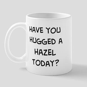 Hugged a Hazel Mug