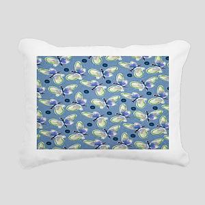 Butterfly Roundup copyg Rectangular Canvas Pillow