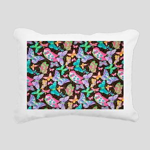 BUTTERFLYPKD Rectangular Canvas Pillow