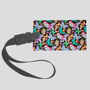 BUTTERFLYPKD Large Luggage Tag