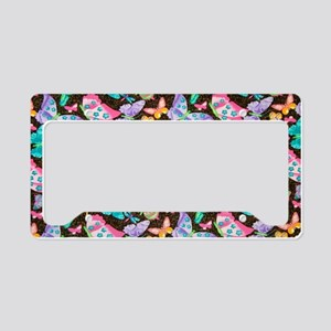 BUTTERFLYPKD License Plate Holder