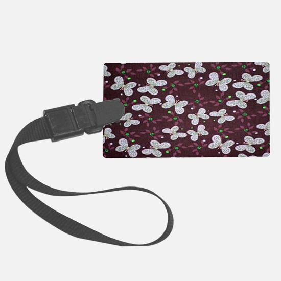 Country Lane copy Luggage Tag
