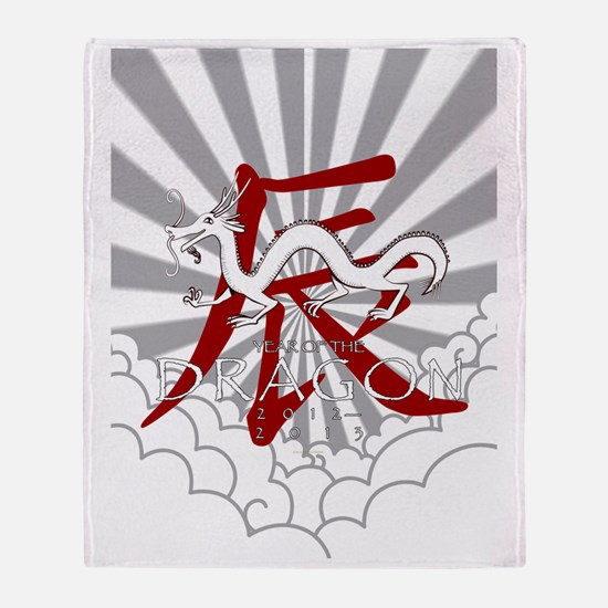 Tatsudoshi iPad2 Throw Blanket