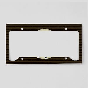 bostonnonsportbag License Plate Holder