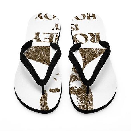 Mitt RomneyHomeboy4 Flip Flops