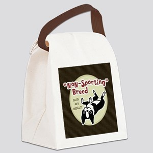 bostonnonsportingwallet Canvas Lunch Bag
