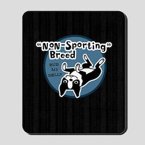 bostonnonsportipad Mousepad