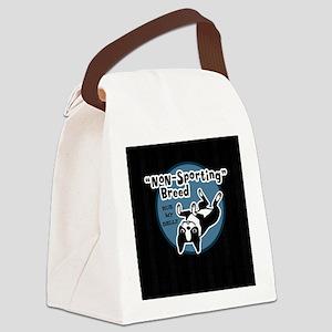 bostonnonsportipad Canvas Lunch Bag