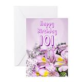 101 birthday Greeting Cards