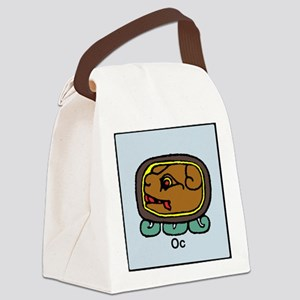 Oc Canvas Lunch Bag