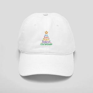 Joy Love Christmas Cap
