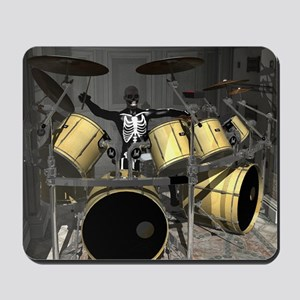 Big Drum Set 2 Mousepad