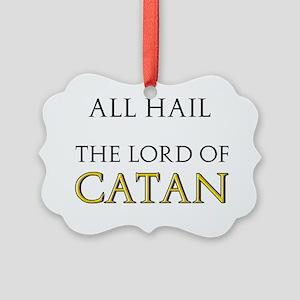 Allhail Picture Ornament