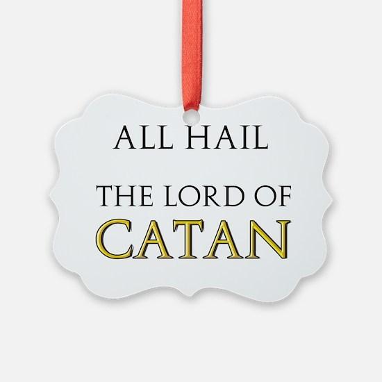 Allhail Ornament