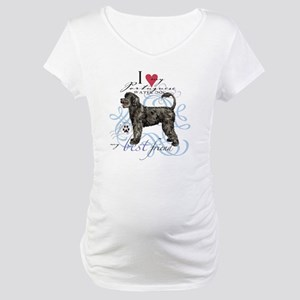 Port dogT1 Maternity T-Shirt