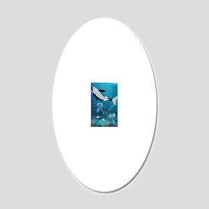 o_2_ipad2cover 20x12 Oval Wall Decal
