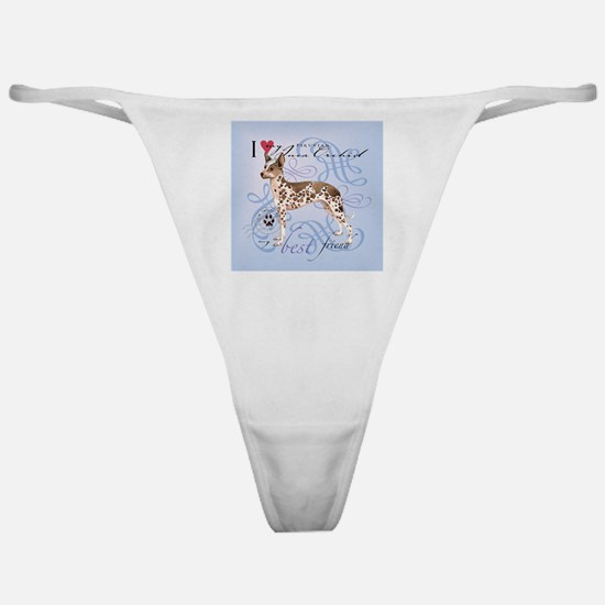 orchid-tile Classic Thong