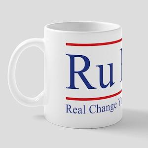Ru Paul bumper sticker Mug