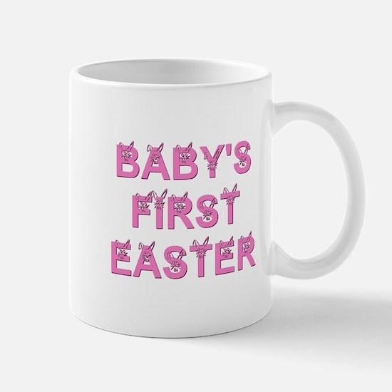 BABY'S FIRST EASTER Mug
