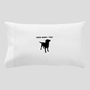 Custom Labrador Retriever Pillow Case