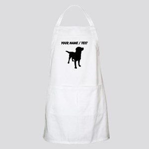 Custom Labrador Retriever Apron