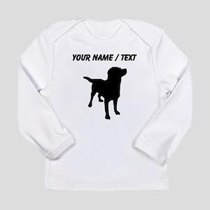 Custom Labrador Retriever Long Sleeve T-Shirt