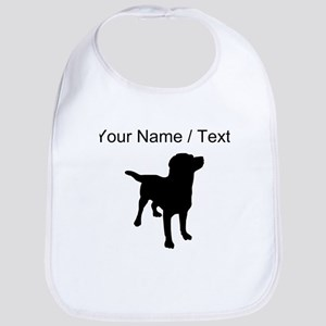 Custom Labrador Retriever Bib