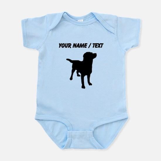Custom Labrador Retriever Body Suit