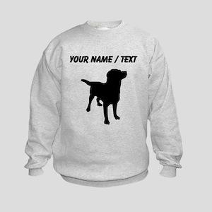 Custom Labrador Retriever Sweatshirt