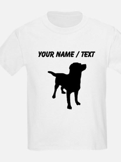Custom Labrador Retriever T-Shirt