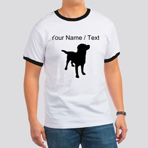 Custom Labrador Retriever T-Shirt