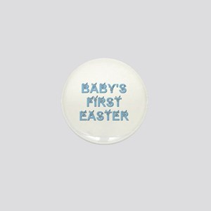 BABY'S FIRST EASTER Mini Button
