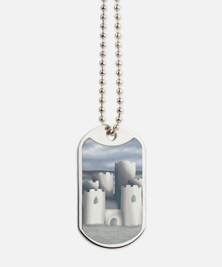 Winters Lonely Dream (IphoneCase) Dog Tags