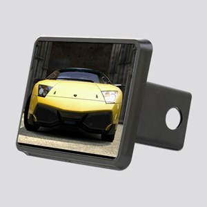 Lambo_kalender Rectangular Hitch Cover