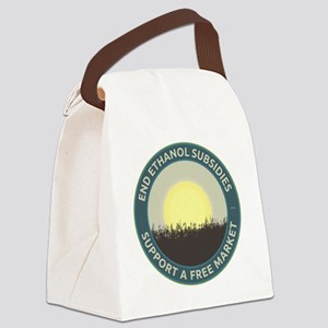june11_end_ethanol Canvas Lunch Bag