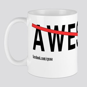 Campaign To Stamp Out Awesome Mug