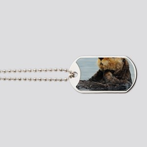 115x9_calender_otter_11 Dog Tags