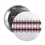 'Mardi Gras' Button