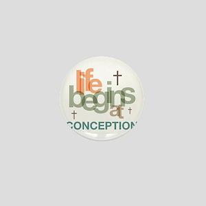 oct_life_conception Mini Button