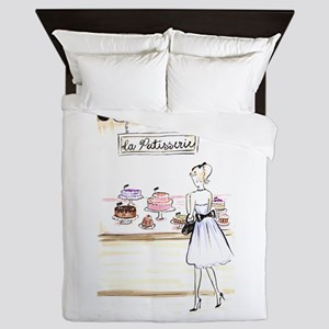 la patisserie Queen Duvet