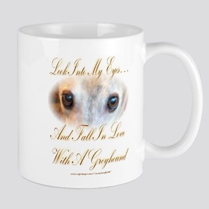 Look Into My Eyes Small Mug