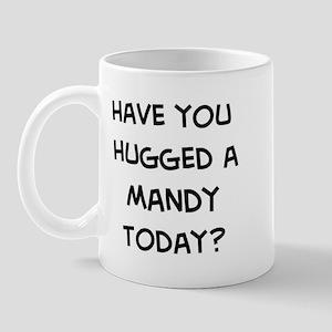 Hugged a Mandy Mug