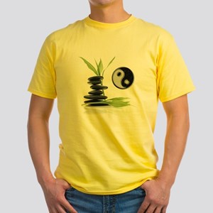 tshirt_hotstones Yellow T-Shirt