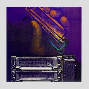 harpbendpuzfin2 Tile Coaster